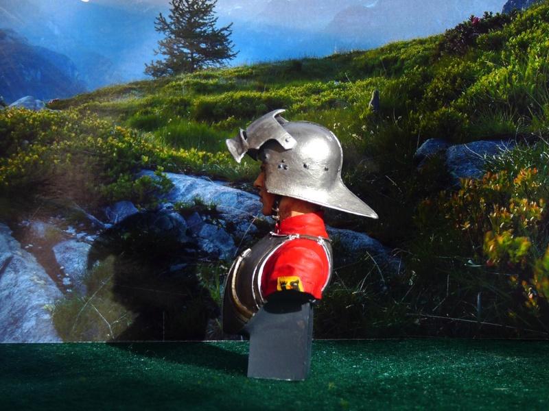 Mercenaire suisse 1470 1/12 FER Miniatures Swiss_12