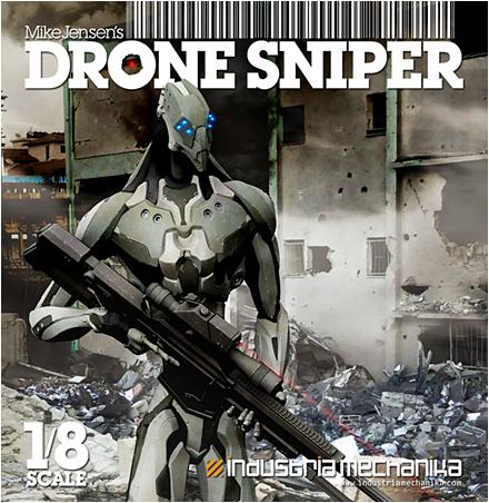 Drone Sniper 1/8 00110