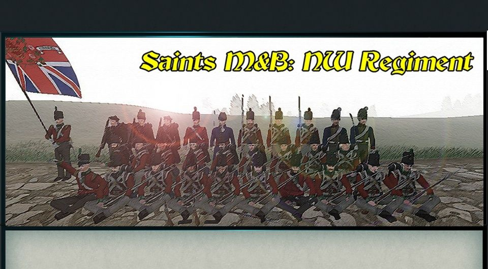 M&B Napoleonic Wars Saints