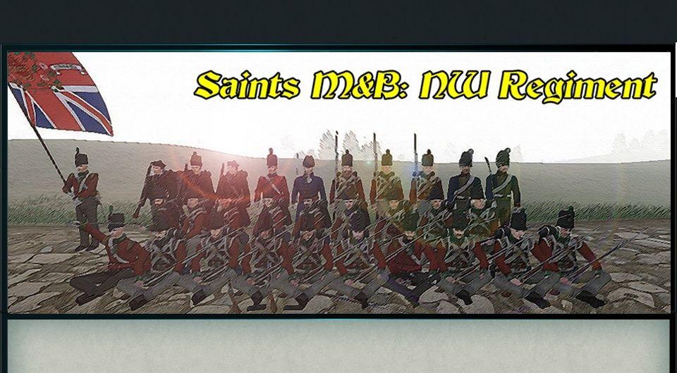 M&B Napoleonic Wars Saints