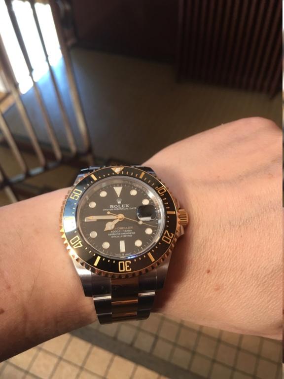 Dweller - [Vends] Rolex Sea-Dweller 126603 Img_2322