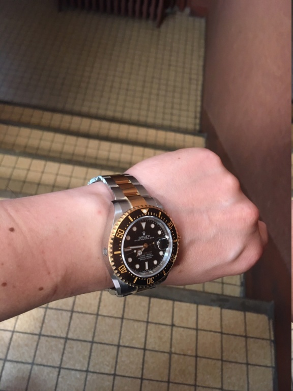Dweller - [Vends] Rolex Sea-Dweller 126603 Img_2323