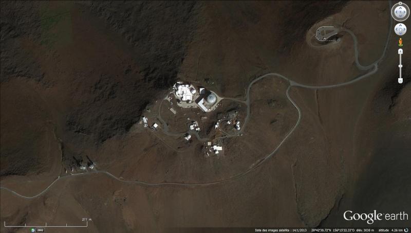 (Jeu) Les plus grands observatoires du monde vus par G.E. - Page 4 Maui10
