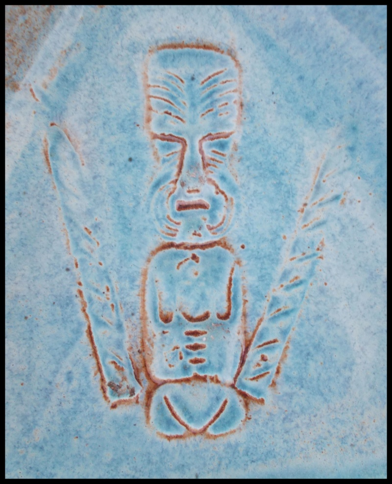 Turquoise Tiki Dish who made it? Dscn8324