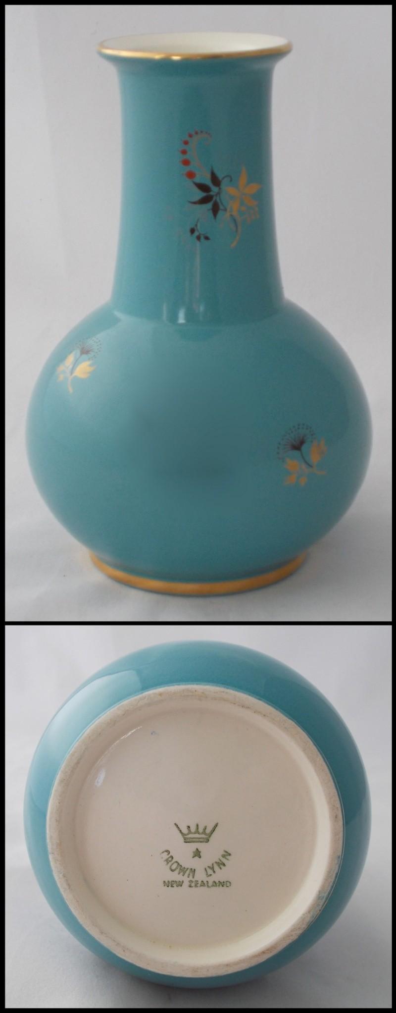 Blue Crown Lynn hand potted Steenstra? Steens10