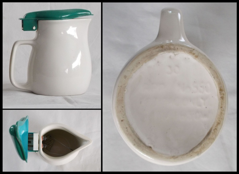 Is This J3 Made In NZ Electic kettle Jug Titian? White_10
