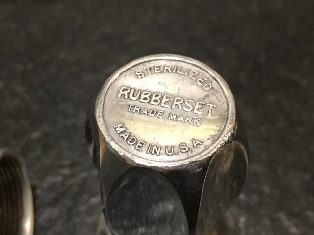 rubberset - Rubberset 400 - Work in Progress - restauration  - Page 3 Rubber12