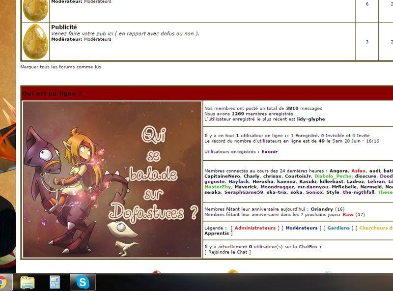 """Concours graphiste : """"Qui est en ligne"""" du forum - Page 2 Sans110"""