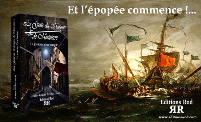 LA JEUNESSE D'UN BRETTEUR [ Editions Rod ] Mortet10