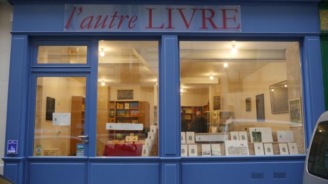 """""""L'autre LIVRE"""" Une librairie pour les """"petits"""" éditeurs P1090910"""