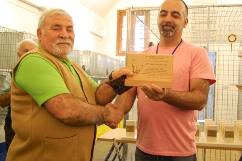 ENTREGA DE TROFEOS EXPO DE BUCHONES ADULTOS  Dsc_0610