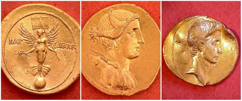 48 pièces d'or : un trésor exceptionnel découvert à Martigues Pieces11