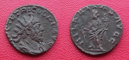 collection mammon TETRICUS I et II Tetric10