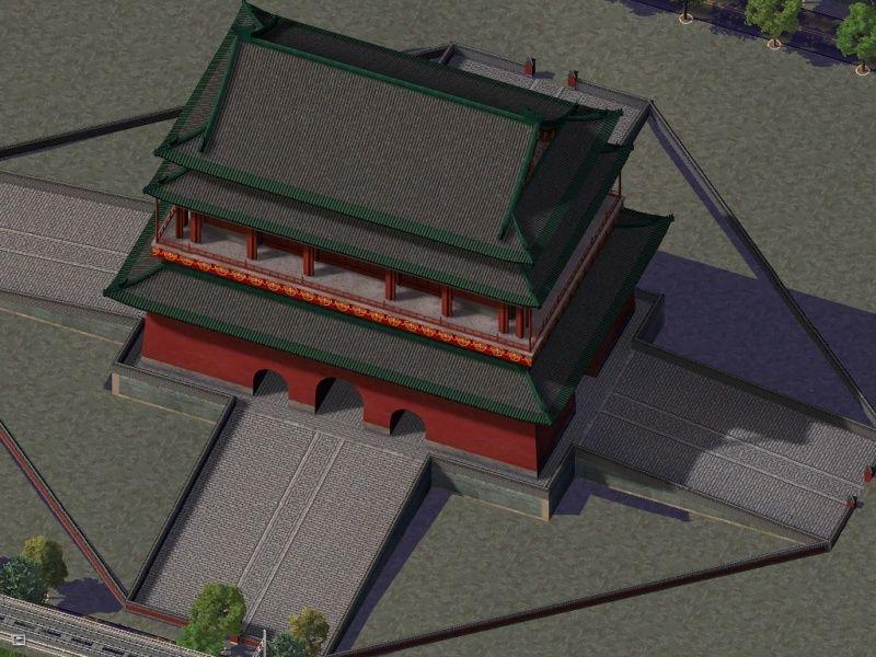 [SC4] Waheishima, ville de la Paix Izumi-10