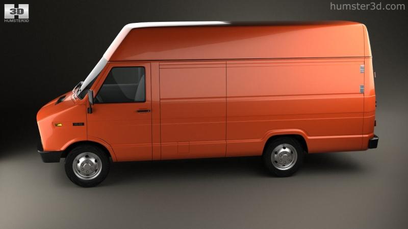 Les vehicules assistance  Iveco_13
