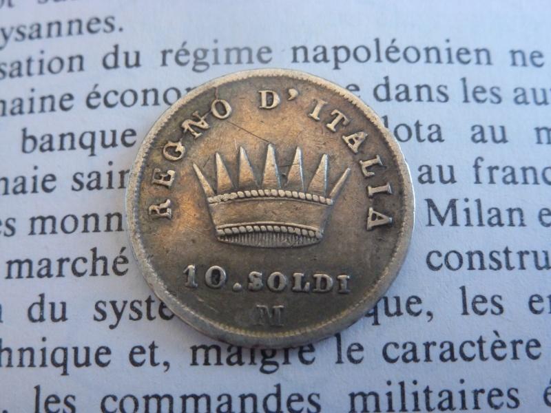 Dix soldi du Royaume d'Italie: P1160611