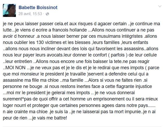 Pourquoi Abdeslam devrait passer devant un tribunal militaire Babett10