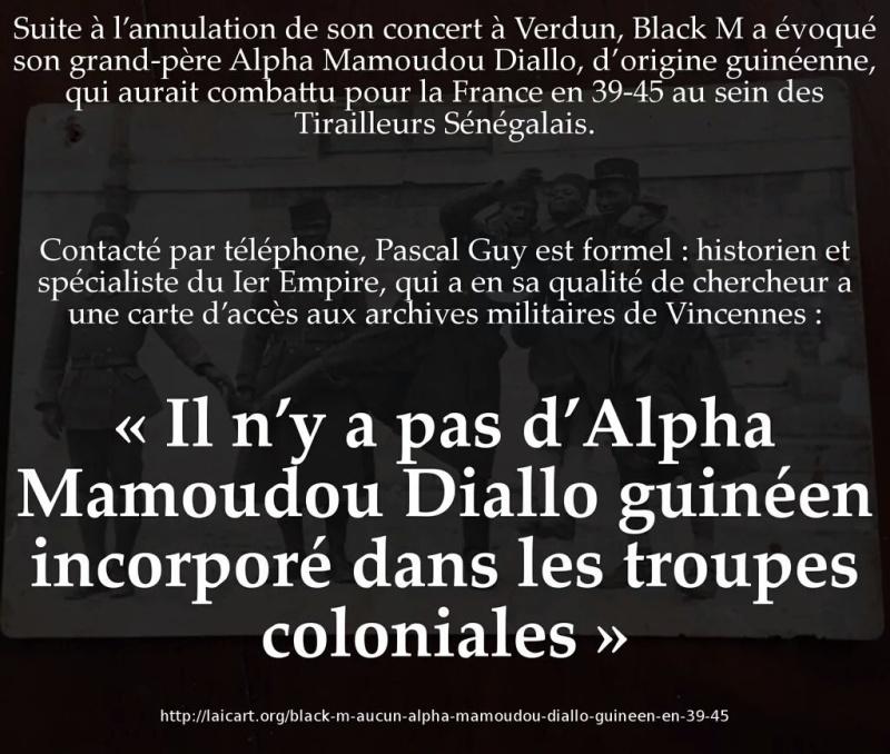 Le Président présente ses excuses aux Français pour BlackM Blackm10