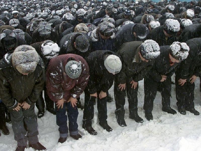 Russie : L'Islam et ses dérives y sont maîtrisés. Comment ? Musulm10