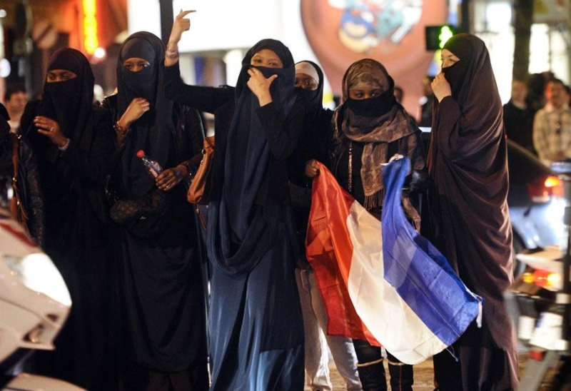 Révolte, exprime-toi - Blog @LaMutine Niqab_10