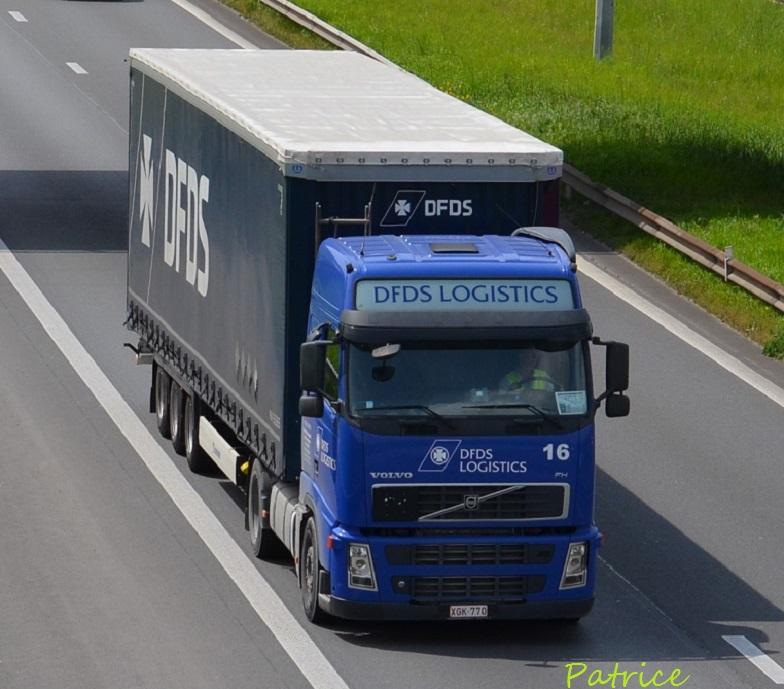 DFDS. Logistics 17111