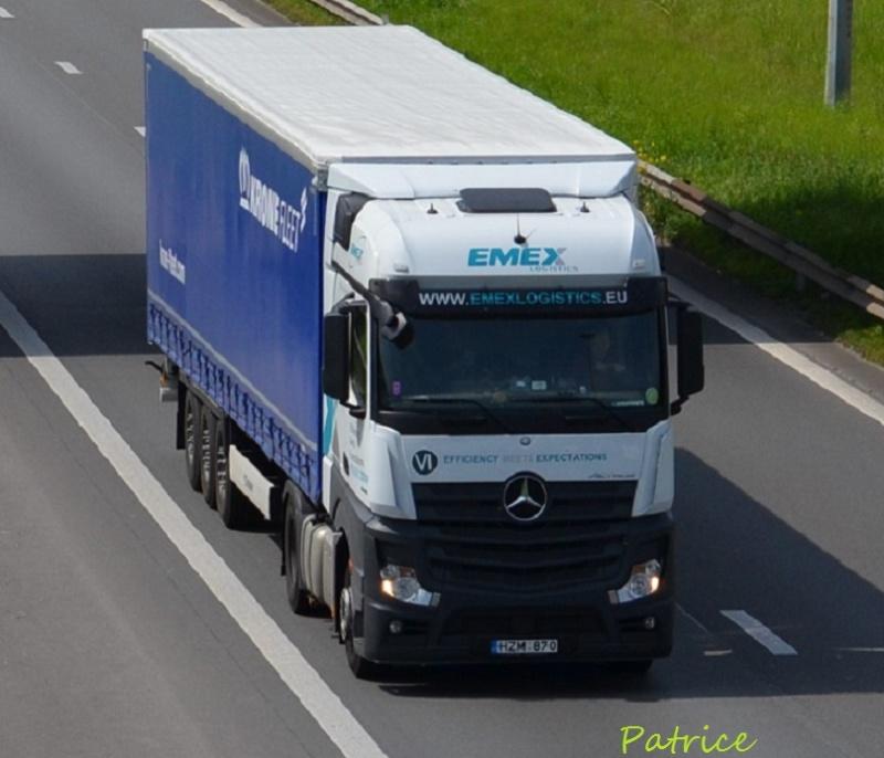 Emex Logistics  (Klaipeda) 3610