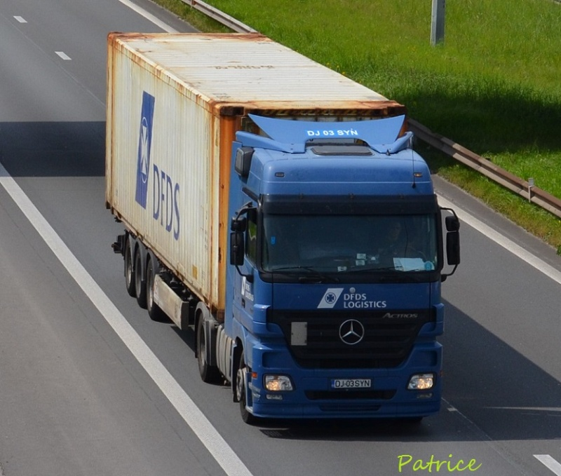 DFDS. Logistics 4612