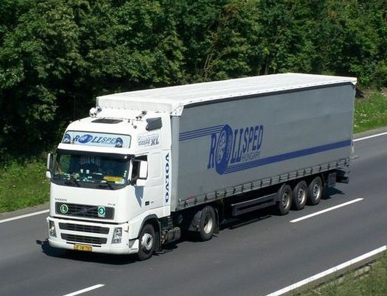 Rollsped Kft. - Kiskunfélegyháza Volvo211