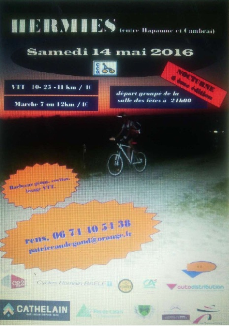 (Nocturne) Hermes (Entre Bapaume et cambrai) - Le 14 Mai 2016 Hermes10