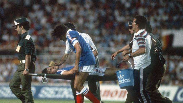 La kiple de Patrick Battiston special coupe d'europe foot Michel10