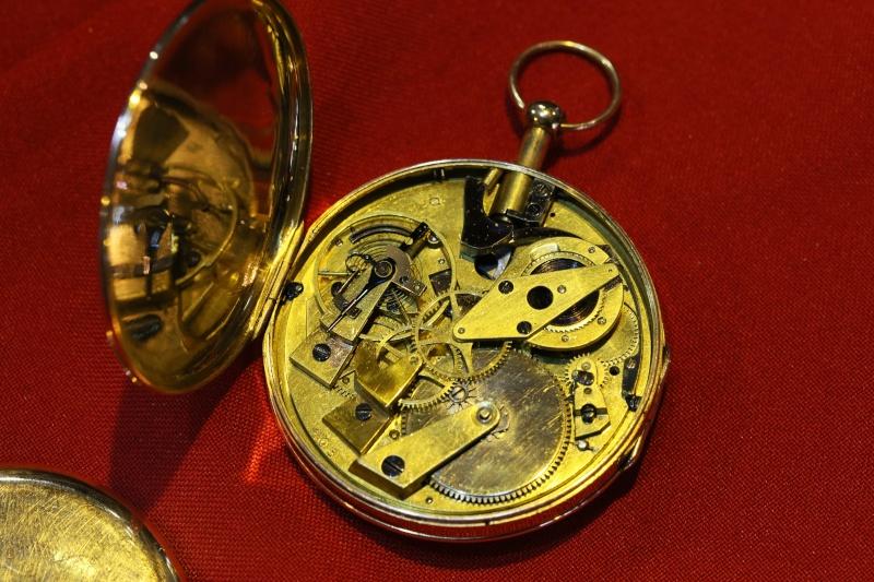 Bourse horlogère de Mer,  le compte rendu 2016 Montre12