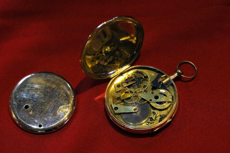 Bourse horlogère de Mer,  le compte rendu 2016 Montre13