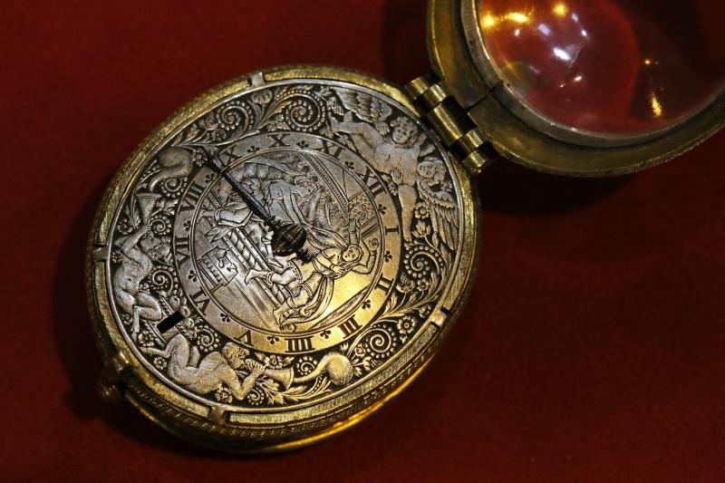 Bourse horlogère de Mer,  le compte rendu 2016 Montre19