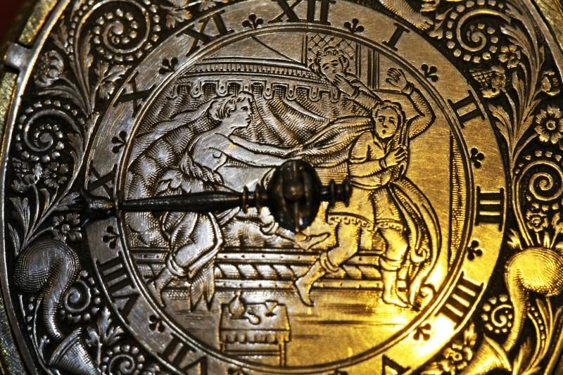 Bourse horlogère de Mer,  le compte rendu 2016 Montre20