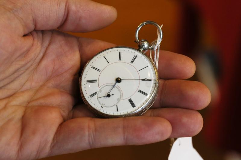 Bourse horlogère de Mer,  le compte rendu 2016 Montre23