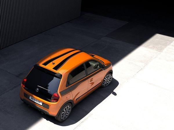 Twingo 3 : Renault dévoile la GT S7-ren10