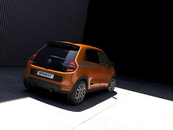 Twingo 3 : Renault dévoile la GT S7-ren11