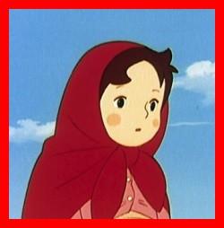 Quizz Ombres de personnages de dessins animés Heidi10