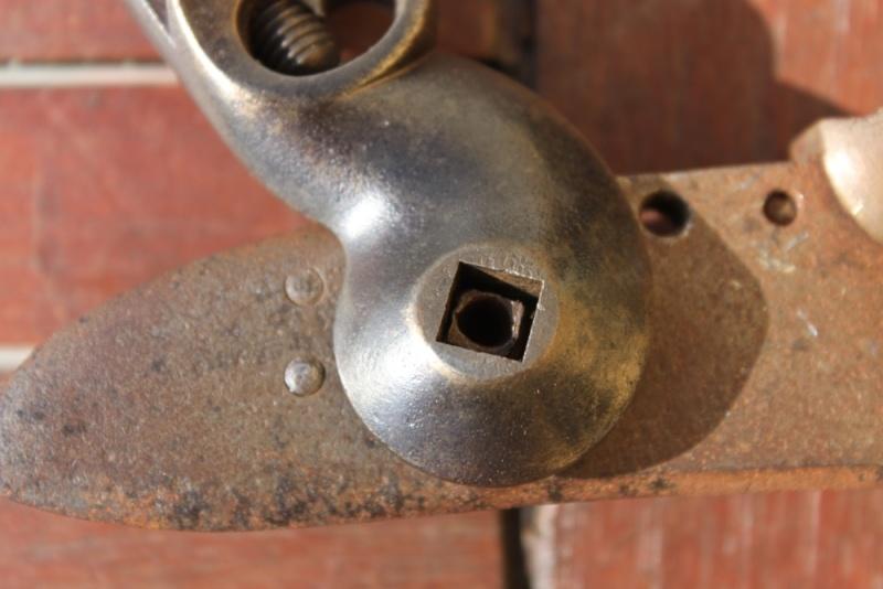début de restauration d'un fusil mdle 1777 Img_8110