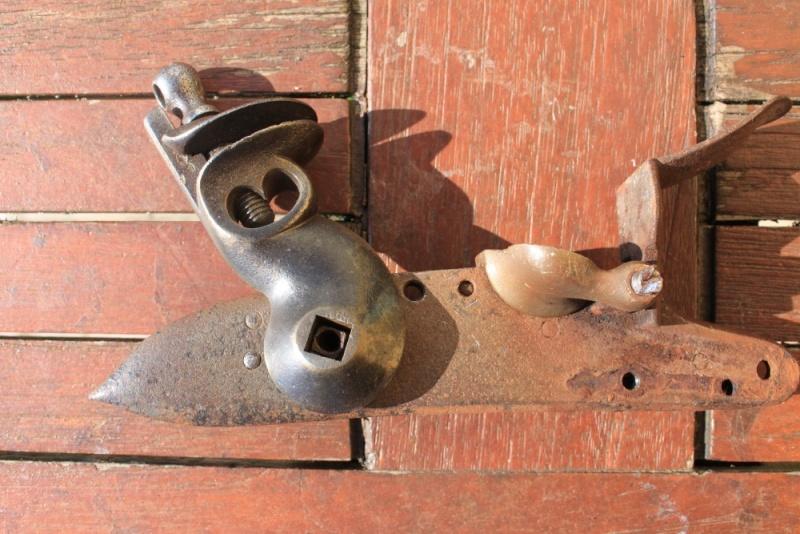 début de restauration d'un fusil mdle 1777 Img_8111