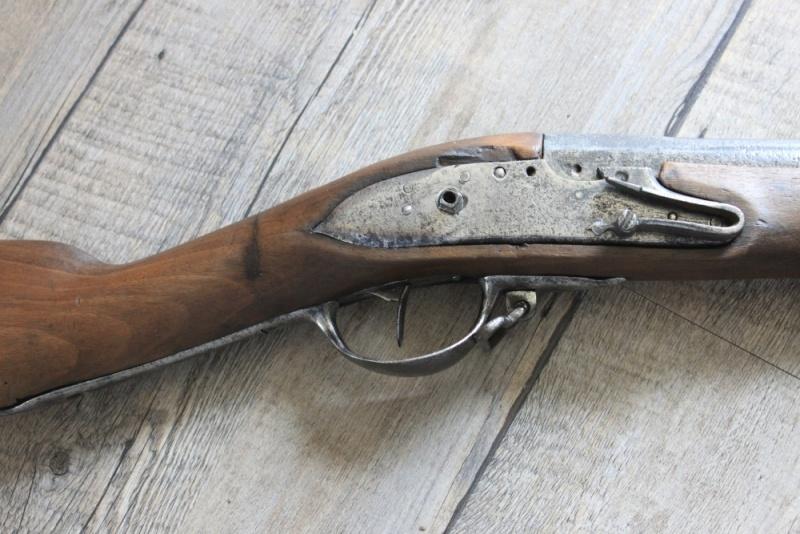 début de restauration d'un fusil mdle 1777 Img_8116