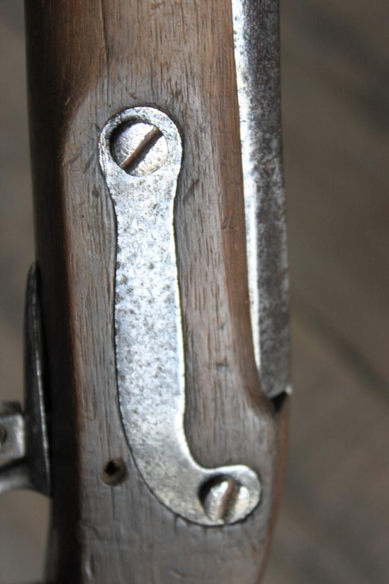 début de restauration d'un fusil mdle 1777 Img_8118