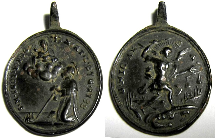 San Michele Arcangelo/ Madonna della Misericordia? Antoni10