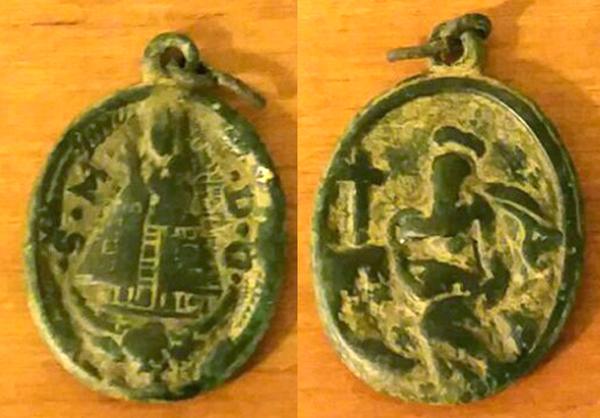 medalla Nª Sª de Guadalupe / S. Jerónimo  -s. XVII- Guadal10