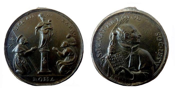 S.IGNACIO DE LOYOLA/EL PILAR  S. XVIII (MAM) Ignaci10
