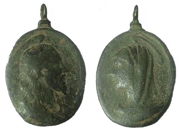 Recopilación medallas con el Rostro de Cristo ( Salvator Mvndi II) Jesucr11