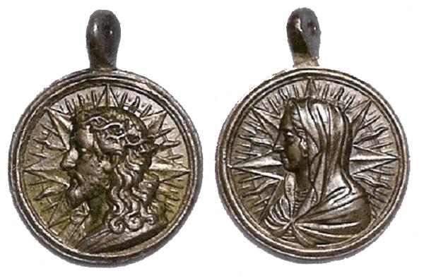 Recopilación medallas con el Rostro de Cristo ( Salvator Mvndi II) Jesucr17