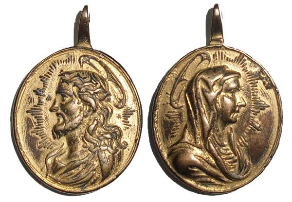 Recopilación medallas con el Rostro de Cristo ( Salvator Mvndi II) Jesucr18