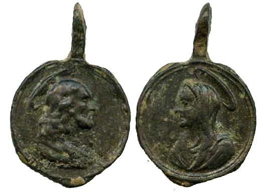 Recopilación medallas con el Rostro de Cristo ( Salvator Mvndi II) Jesucr19