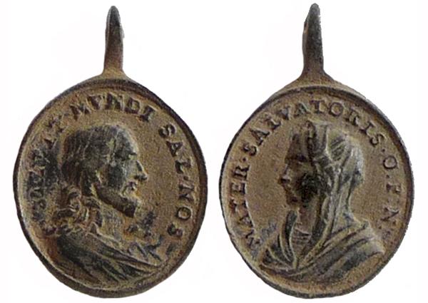 Recopilación medallas con el Rostro de Cristo ( Salvator Mvndi II) Jesucr21